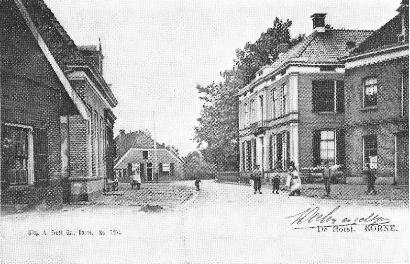 Spanjaardhuis-borne
